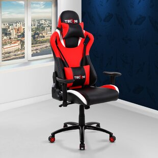 Racer Video Gaming Chair by Techni Sport Today Only Sale