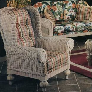 6500 River Crossing Hi-Back Chair by South Sea Rattan