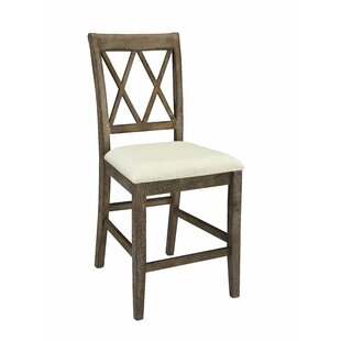 Rosy 26 Bar Stool (Set of 2) Gracie Oaks