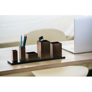 Theo 6 Piece Office Butler Set By Philippi