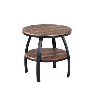 Mccormick End Table by Union Rustic