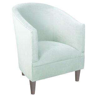 Laura Barrel Chair by Skyline Furniture