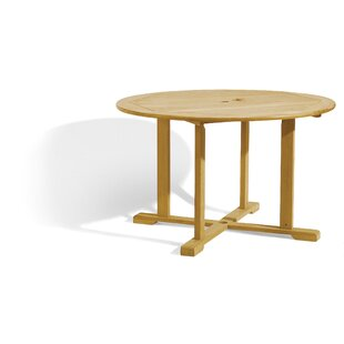 Ora Manufactured Wood Dining Table by Mil..