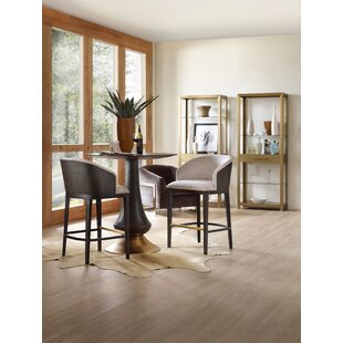 Curata 3 Piece Pub Table Set by Hooker Furniture 2019 Sale