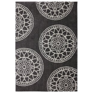 Comparison Renda Medallions Gray Area Rug By Bungalow Rose
