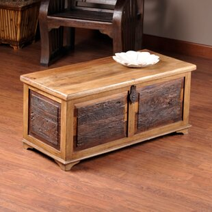 Bentonite Coffee Table with Storage