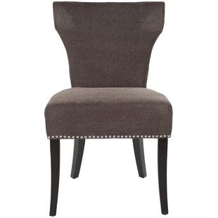Delmonte Upholstered Dining Chair (Set of 2) Alcott Hill