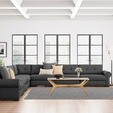 Willia Symmetrical Modular Sectional by Three Posts™