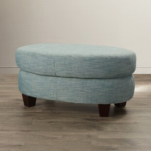 Rue Sauvage Cocktail Ottoman by Red Barrel Studio