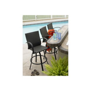Patio Bar Stool (Set of 2) by Friedrich
