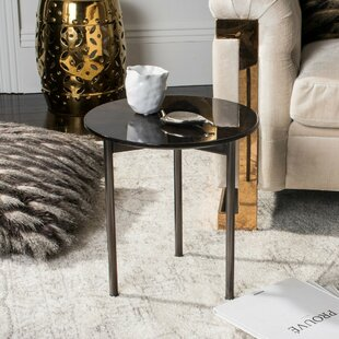 Schumann End Table by Ivy Bronx