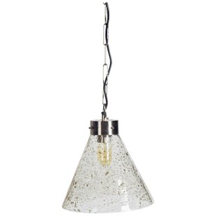 Mercury Row Boisvert 1-Light Cone Pendant