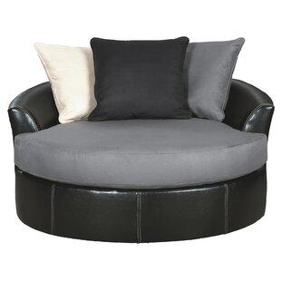 Christin Swivel Chair And A Half