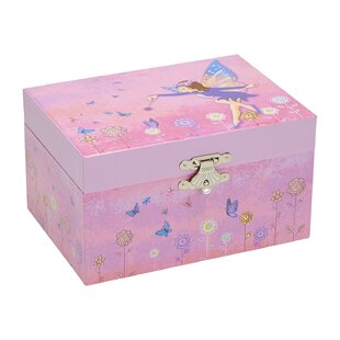 Look for Fairy Musical Jewelry Box ByHarriet Bee