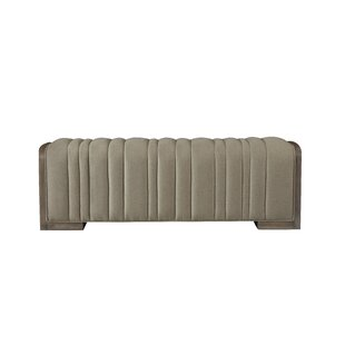Profile Upholstered Bench by Bernhardt