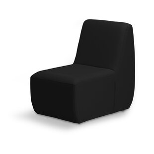 Purchase Modular Middle Slipper Chair by Symple Stuff