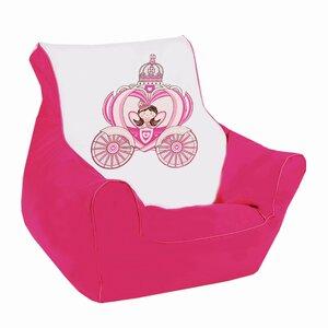Mini-Sitzsack Princess von Knorr Baby