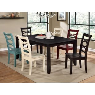 Gaener 7 Piece Dining Set Red Barrel Studio