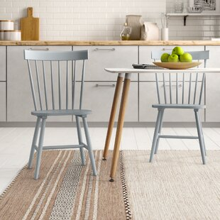 Coolidge Solid Wood Dining Chair By Zipcode Design