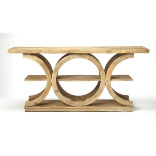 Carletta Console Table by Highland Dunes Design