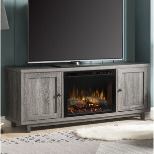 Find a Lexington Avenue TV Stand for TVs up to 60 with Fireplace by Millwood Pines Reviews (2019) & Buyer's Guide