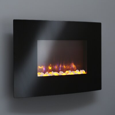 Wall Mounted Electric Fireplace The Outdoor GreatRoom Company