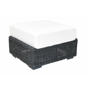 E9-Halo Peninsula Ottoman with Cushion