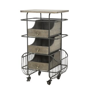 Caesar Serving Cart By Williston Forge