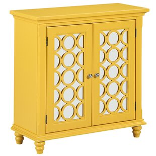 Mckinnie 2 Door Cabinet by Bungalow Rose