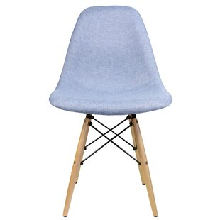 Denim Side Chair