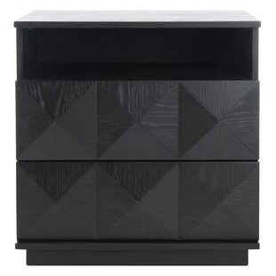 Beavercreek 2 Drawer Nightstand