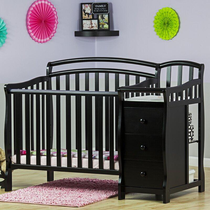 Caso 4 In 1 Mini Crib