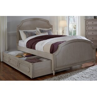 Alaina Storage Panel Bed by One Allium Way Best
