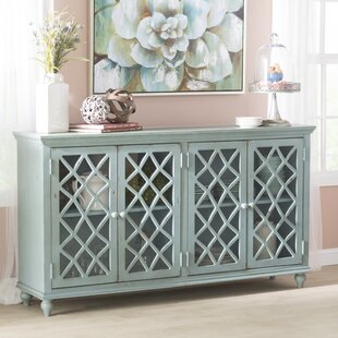 Kara 4 Door Accent Cabinet Lark Manor
