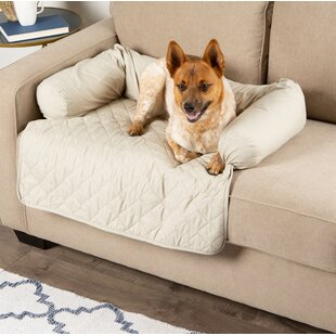 Bolster Pet Furniture Cover