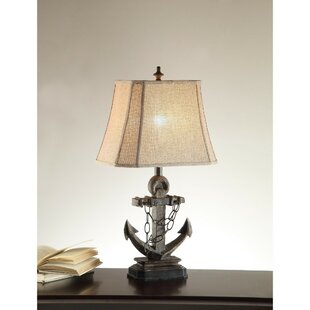 Youngman Nautical Polyresin 28 Table Lamp (Set Of 2) by Breakwater Bay #2