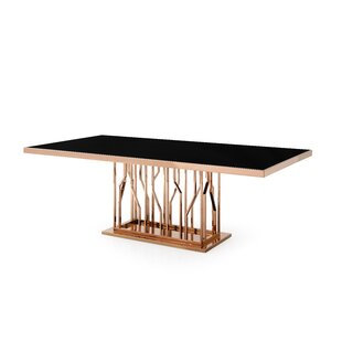 Everly Quinn Altus Modern Dining Table