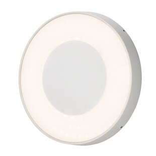 Carrara 1 -Light LED Outdoor Flush Mount Image