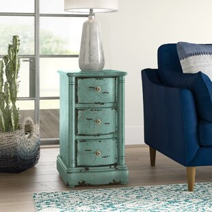 Dominick End Table by Mist..