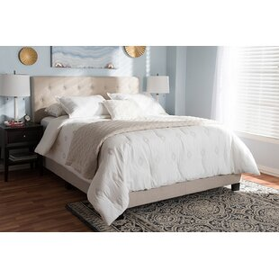 Keisha Upholstered Panel Bed