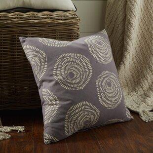 Washington Cotton Throw Pillow