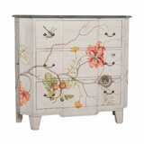 Maxson 3 Drawer Dresser by Rosalind Wheeler
