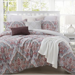 Upton Park Reversible Duvet Cover Set