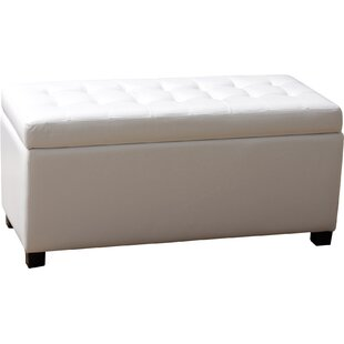 Malm Upholstered Storage Bench by Warehouse of Tiffany