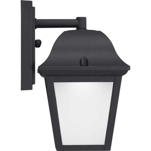 Secaucus LED Outdoor Wall Lantern