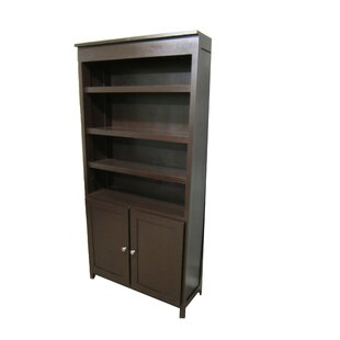Bargain Kirk Standard Bookcase by Loon Peak