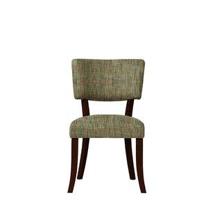 Trombetta Upholstered Dining Chair (Set o..