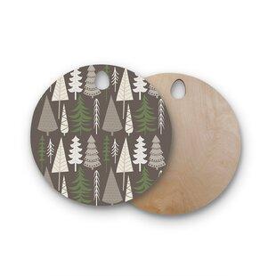 Birchwood Happy Forest Cutting Board