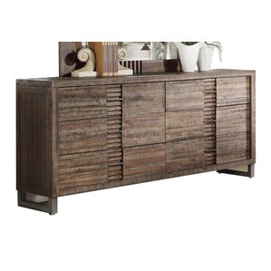 Andria 6 Drawer Dresser by ACME Furniture