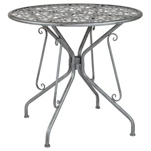Orchard Hill Steel Side Table